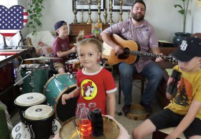 Amerikaans gezin vormt eigen band